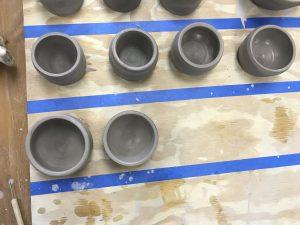 Redone pots